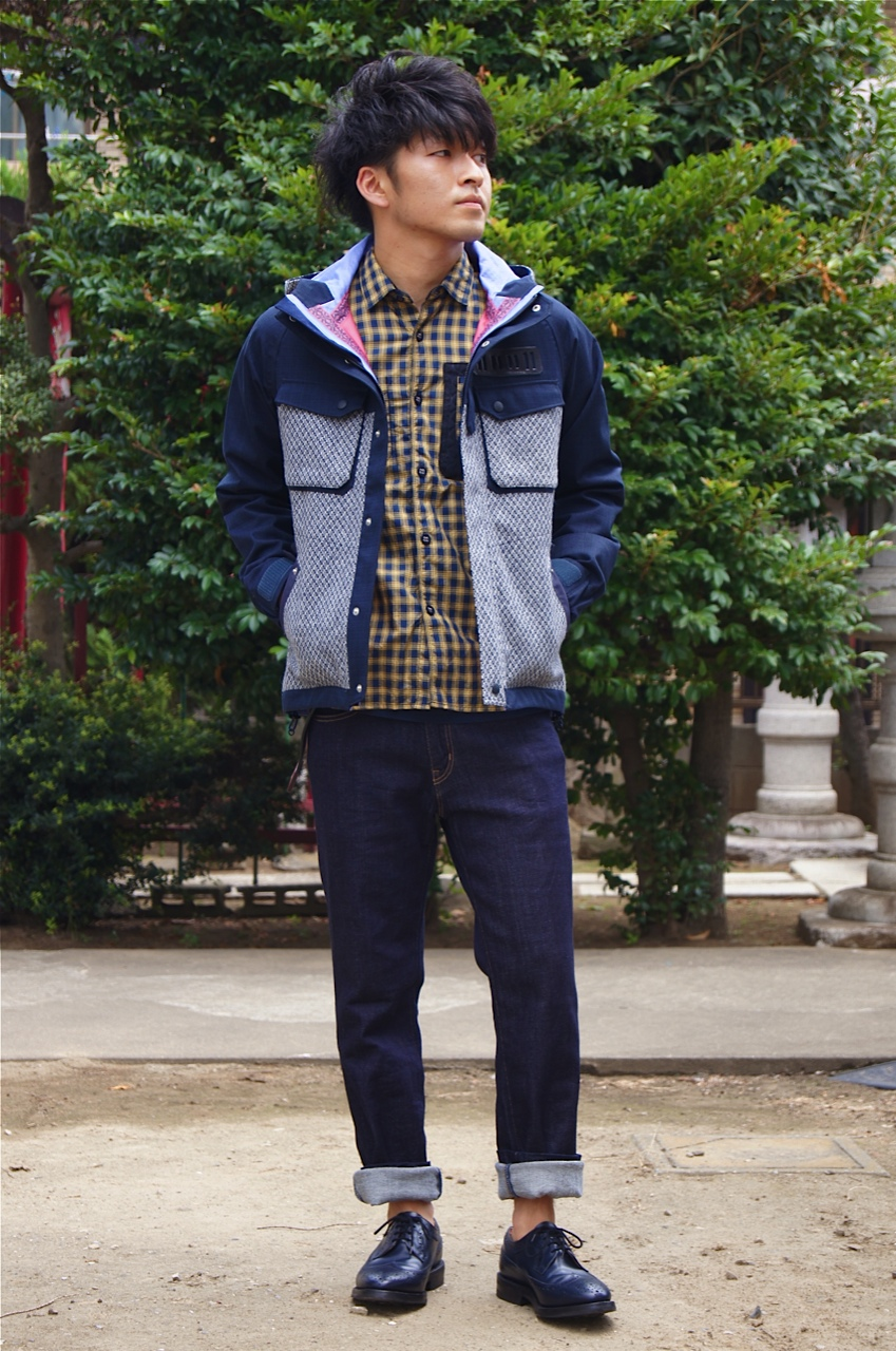 White Mountaineering & N.HOOLYWOOD 2013-14 A/W COLLECTION START!!_f0020773_20595227.jpg