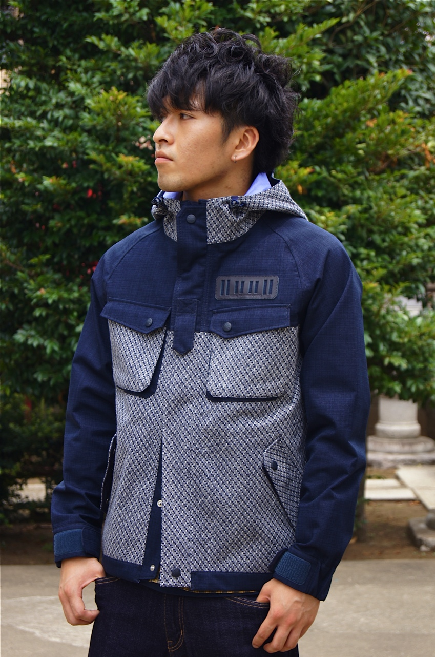 White Mountaineering & N.HOOLYWOOD 2013-14 A/W COLLECTION START!!_f0020773_2102025.jpg