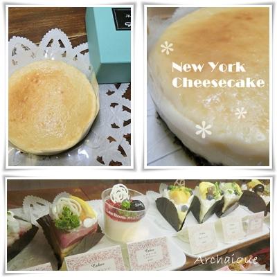 ニューヨークチーズケーキ♪_c0220186_1553684.jpg