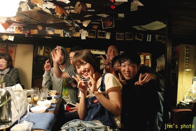 杉の子と知人とGLAY_a0158797_045629.jpg