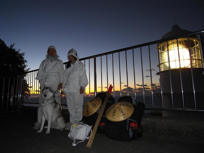 Memory of the second pilgrimage with husky HANA_c0049299_1527997.jpg