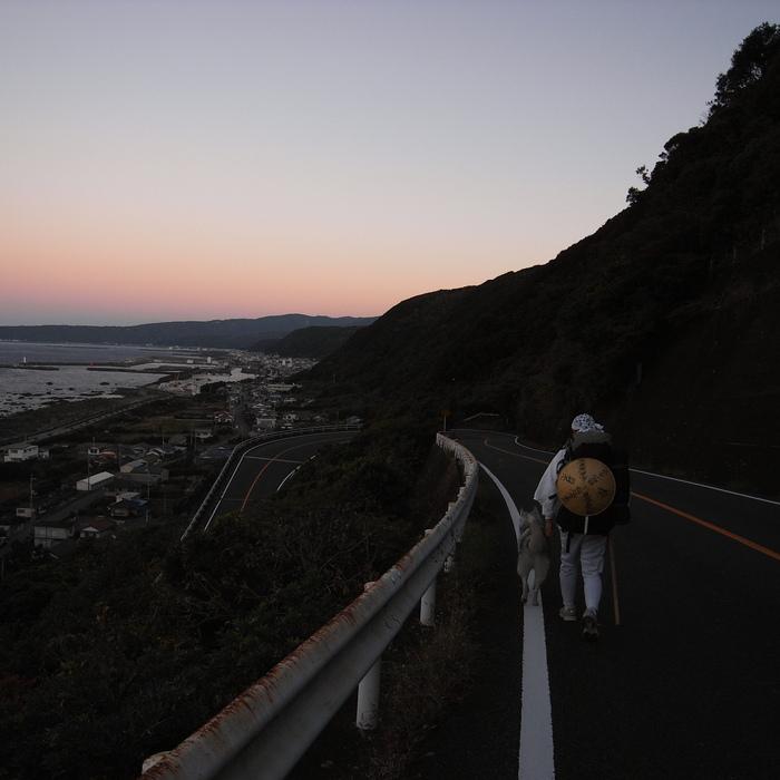 Memory of the second pilgrimage with husky HANA_c0049299_1533432.jpg