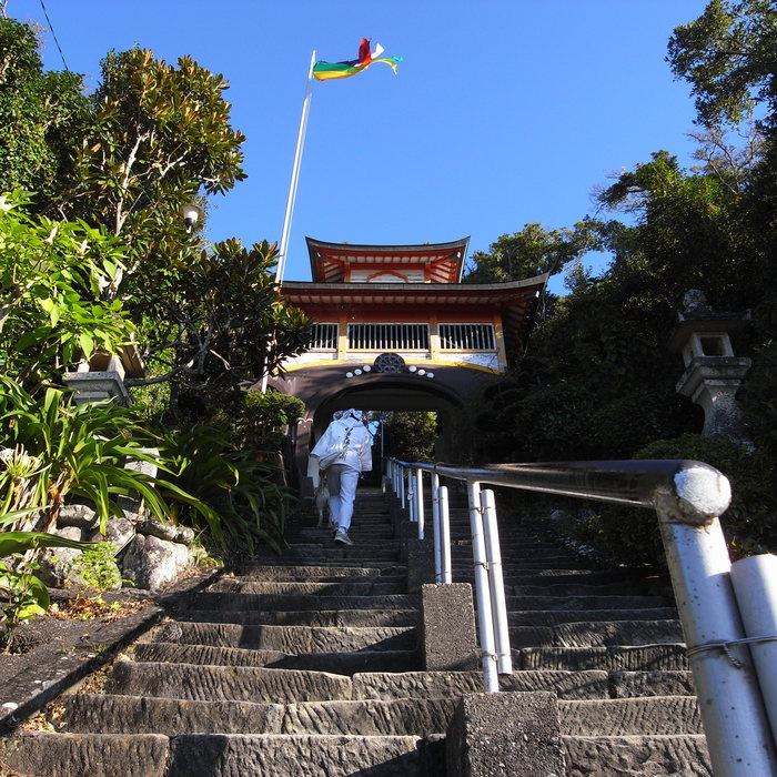 Memory of the second pilgrimage with husky HANA_c0049299_1924547.jpg