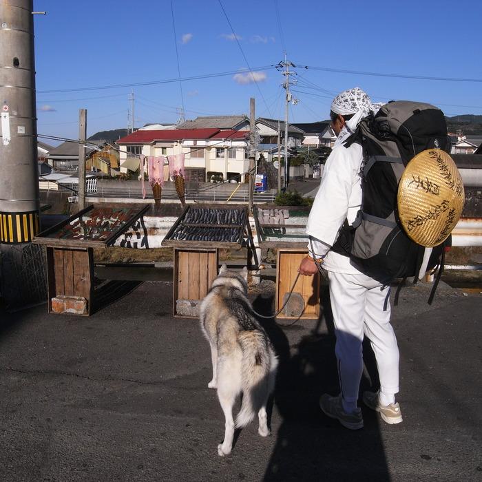 Memory of the second pilgrimage with husky HANA_c0049299_1931274.jpg