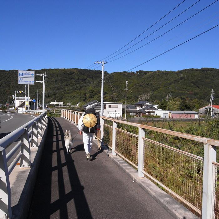 Memory of the second pilgrimage with husky HANA_c0049299_19355637.jpg