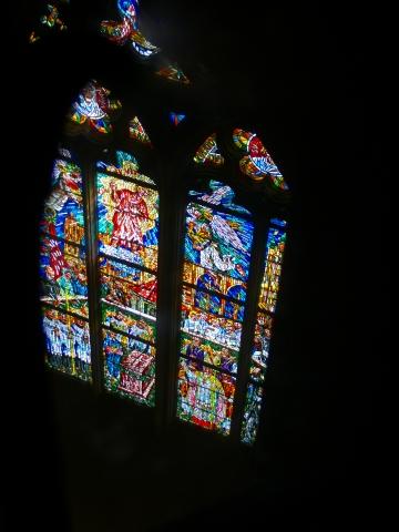 中欧家族旅行2012年08月-第九日目-チェコ・プラハ、プラハ城(III)、聖ヴィート大聖堂鐘楼とプラハの眺め_c0153302_1547594.jpg