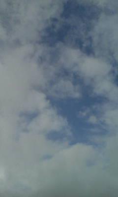 やっと見えた青空・・・・どうか消えないで!_d0026905_6461435.jpg