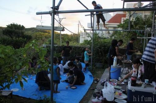 空手kidsの夏休み_c0176406_6561540.jpg