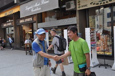 2013年7月25日モンブラン登頂を目指しシャモニへ_c0242406_213749100.jpg