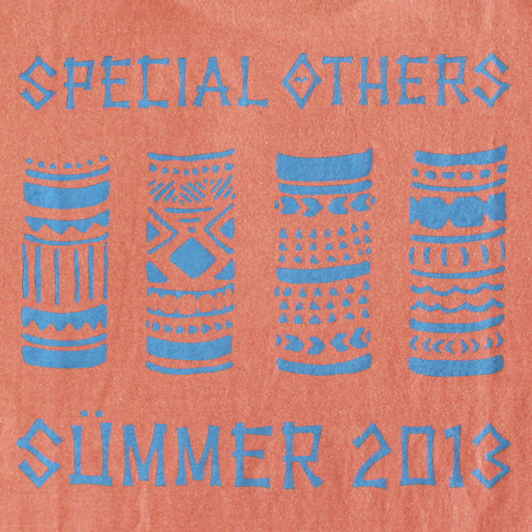 SPECIAL OTHERS SUMMER13 TACOMA FUJI RECORDS EXCLUSIVE Tee. / タコマフジレコーズ_c0222907_182559100.jpg