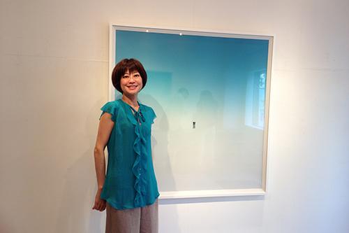 清水朝子写真展「On Her Skin」へ行って来ました、幻想的な世界を堪能しました。_b0194208_23392383.jpg