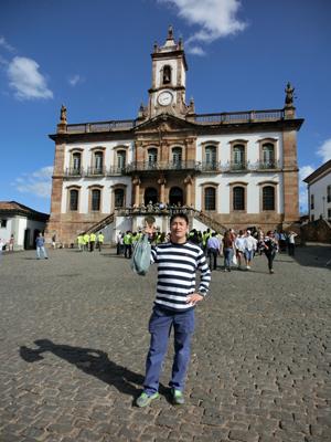 """♬『ミナスの休日』do"""" Ouro Preto"""", Minas Gerais 2013▶_b0032617_2291216.jpg"""