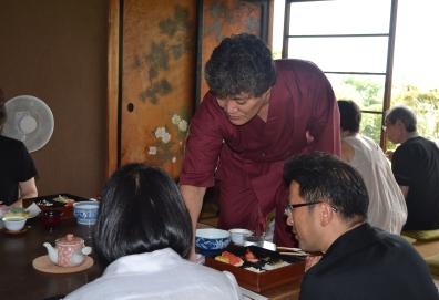 7/27(土)鮎料理を楽しむ会 終了しました!_c0110117_1559404.jpg