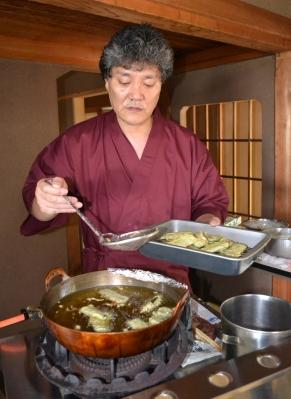 7/27(土)鮎料理を楽しむ会 終了しました!_c0110117_163282.jpg