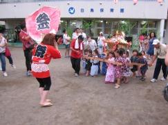 7月28日(年少 夏祭り)_d0091723_20452525.jpg
