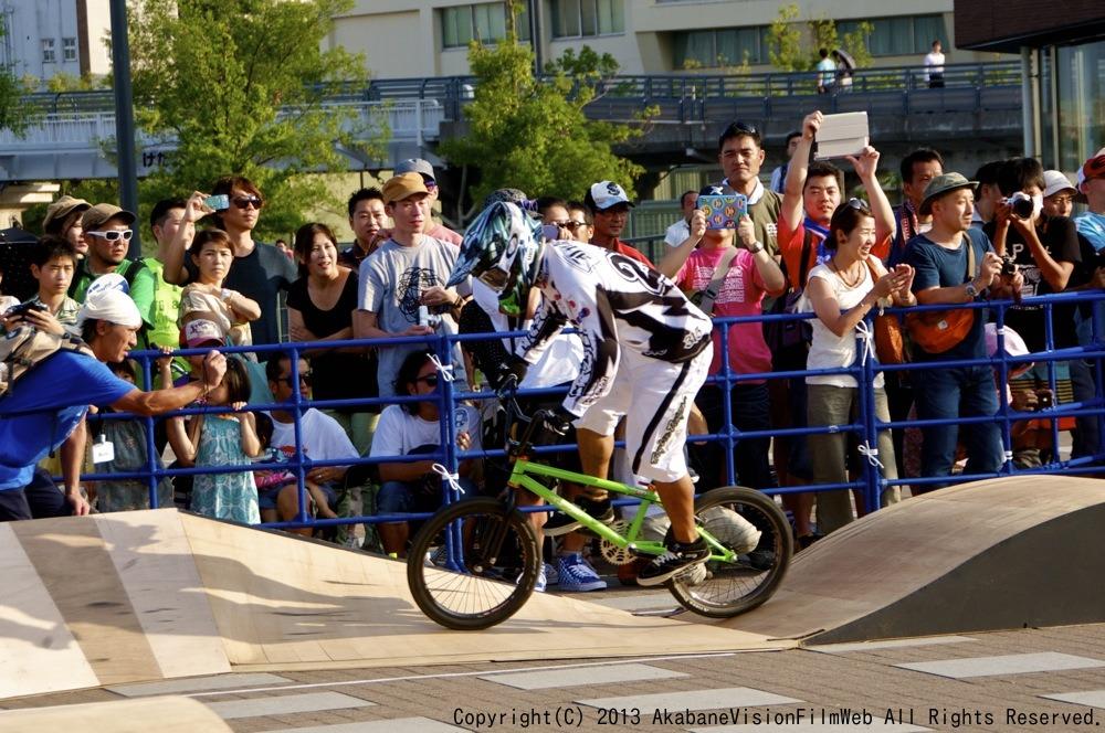 2013.7/28  Red Bull Pump Jamファイナル速報 動画あり_b0065730_2143358.jpg