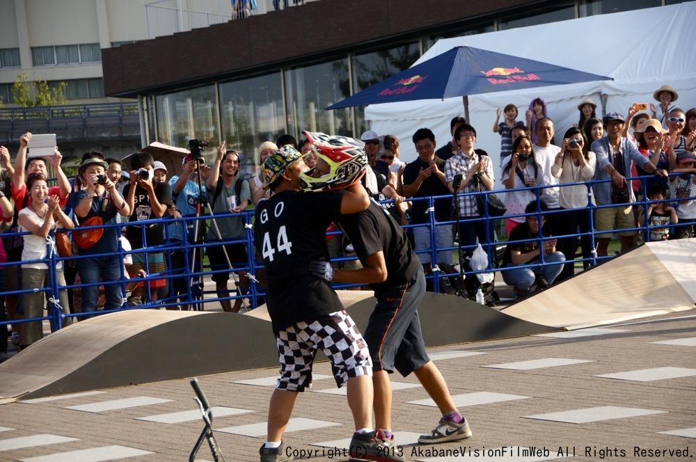 2013.7/28  Red Bull Pump Jamファイナル速報 動画あり_b0065730_21473517.jpg
