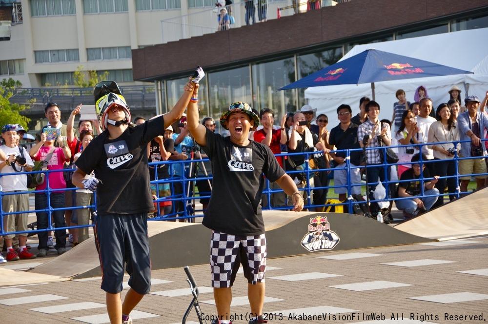 2013.7/28  Red Bull Pump Jamファイナル速報 動画あり_b0065730_21483522.jpg