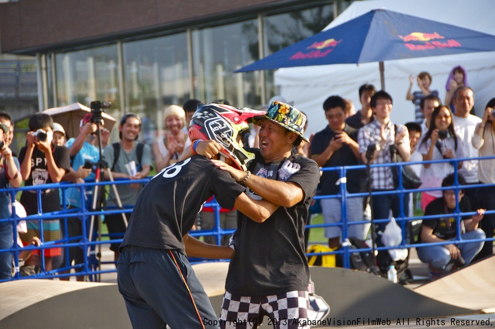 2013.7/28  Red Bull Pump Jamファイナル速報 動画あり_b0065730_21485383.jpg