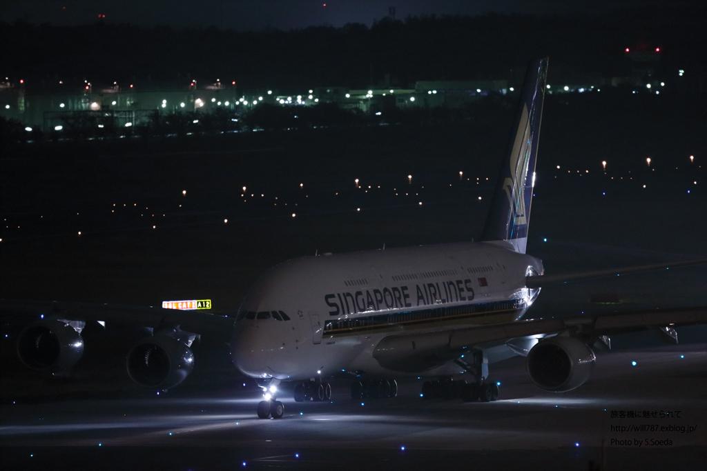 成田空港夜撮_d0242350_8225565.jpg