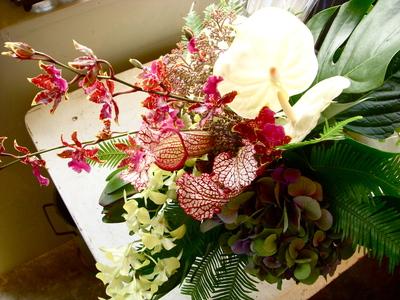 個性的ハワイアン。。。_a0229658_16284684.jpg
