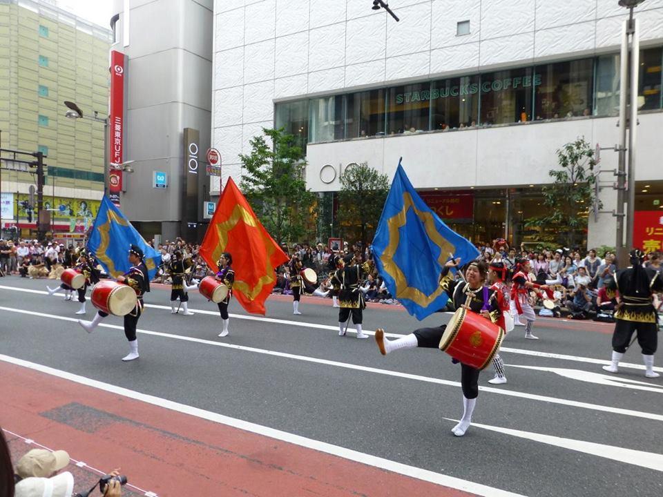 新宿エイサー祭り_c0100865_5394439.jpg