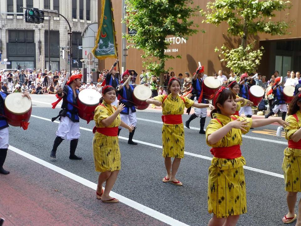 新宿エイサー祭り_c0100865_5442212.jpg