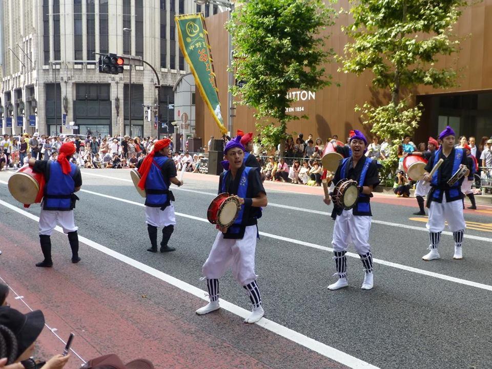 新宿エイサー祭り_c0100865_5444948.jpg