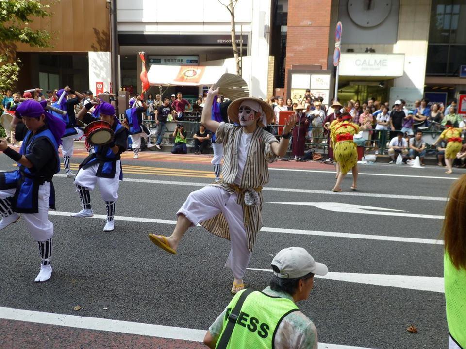 新宿エイサー祭り_c0100865_547189.jpg
