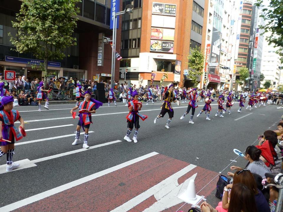 新宿エイサー祭り_c0100865_549275.jpg