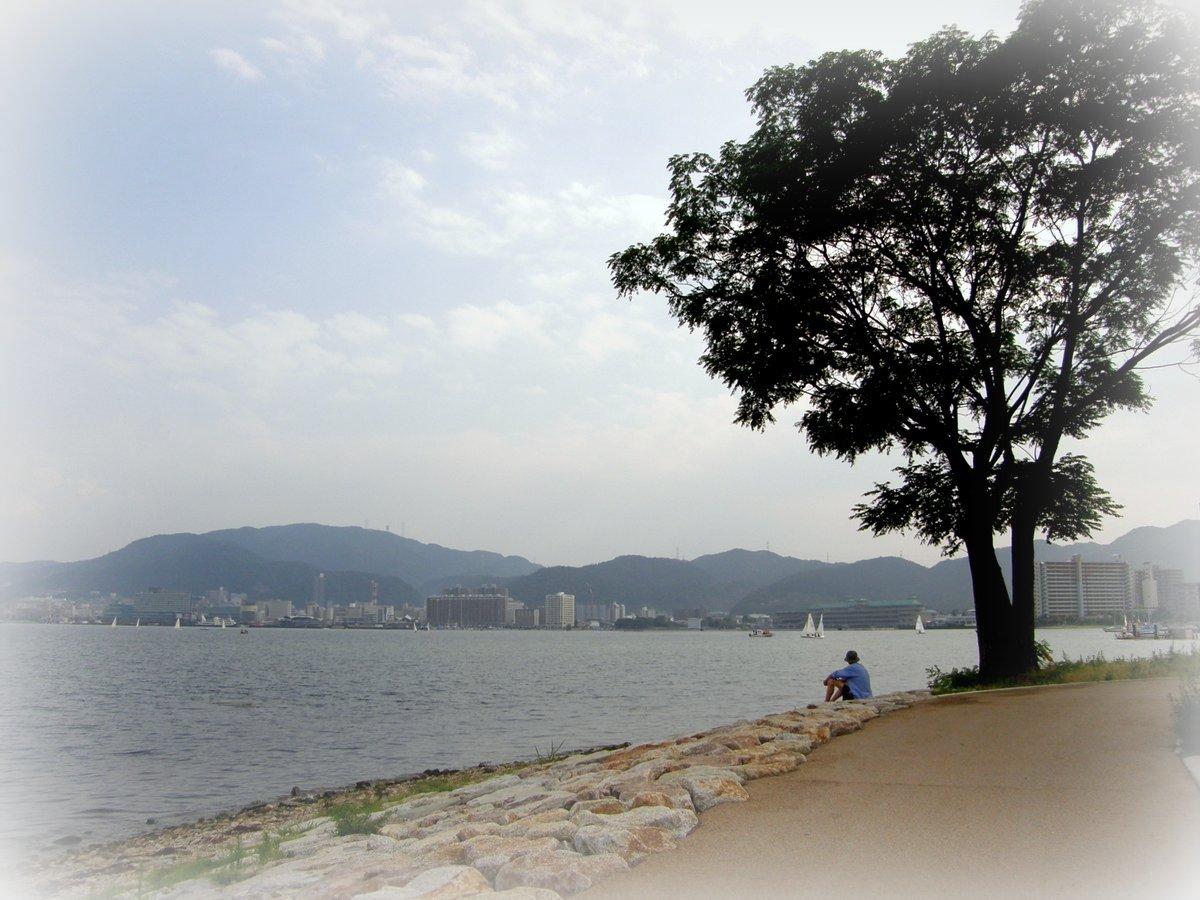 湖畔から_c0057390_231867.jpg