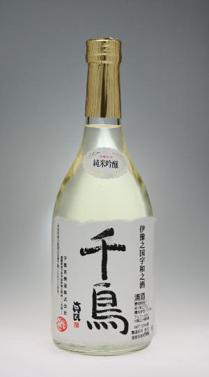 千鳥 純米吟醸 [宇都宮酒造]_f0138598_6392871.jpg