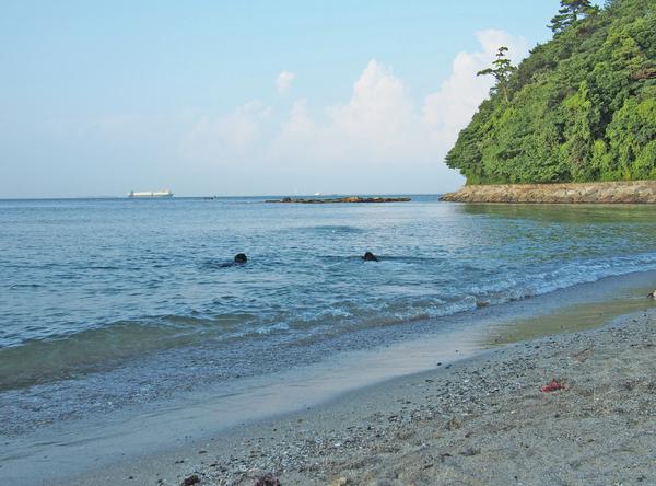 海を堪能した週末_c0050400_17504753.jpg