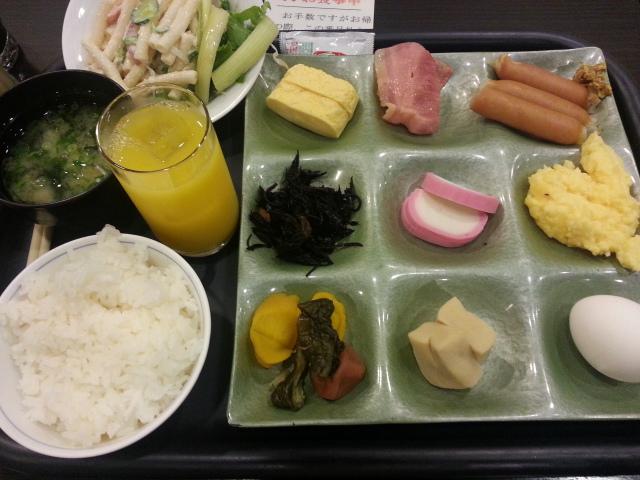 7/27 朝食バイキング@APAホテル淀屋橋_b0042308_23355375.jpg