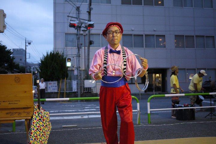 ガンバ大島 in 夕涼みビアガーデン(その2)_a0268412_0154152.jpg