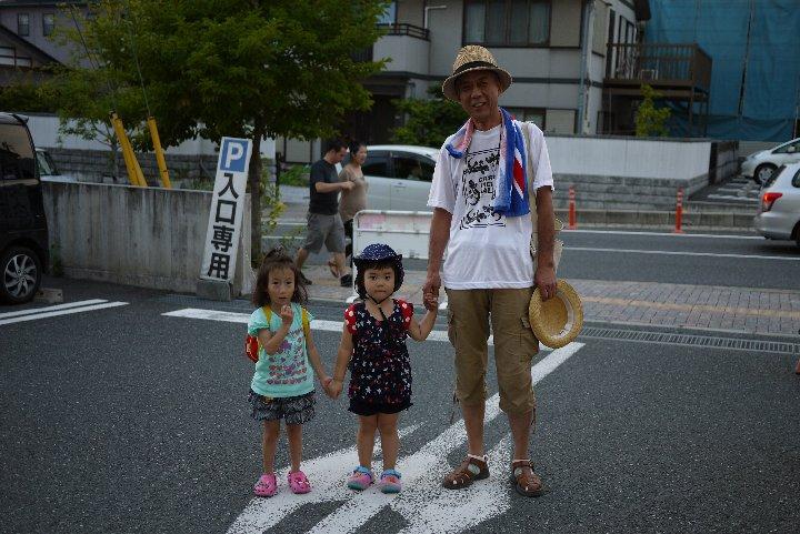 ガンバ大島 in 夕涼みビアガーデン(その1)_a0268412_04375.jpg