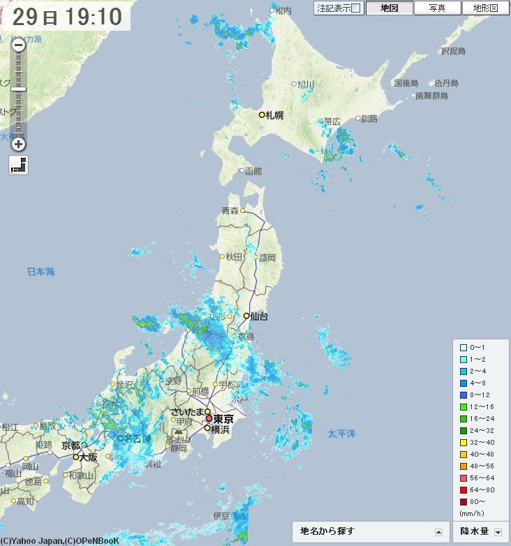 間欠的に激しい雨が繰り返す一日_c0025115_19224574.jpg