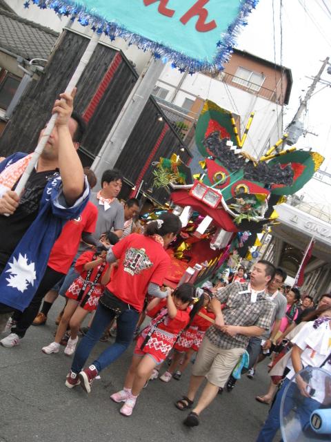 大牟田☆夏祭り☆_c0107515_110910.jpg