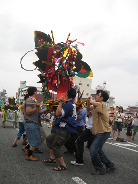大牟田☆夏祭り☆_c0107515_1120475.jpg