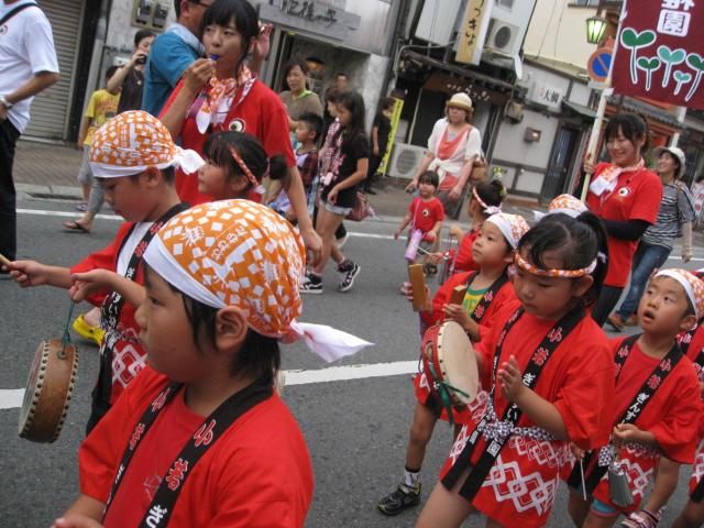 大牟田☆夏祭り☆_c0107515_1185513.jpg