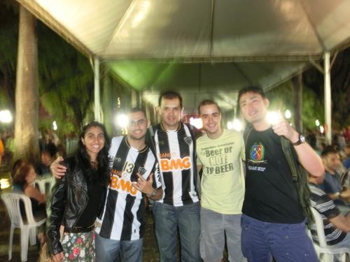 from Belo Horizonte, BRASIL 2013  最高の仲間たちの友情に感謝☆クルゼイロ×アトレチコミネイロ   ▶_b0032617_22314262.jpg