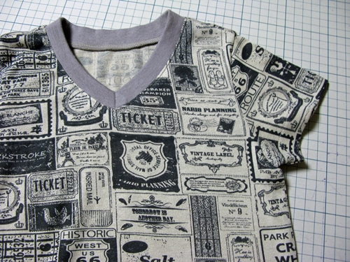 Mahoe Anela  V首Tシャツ_f0129726_21562721.jpg