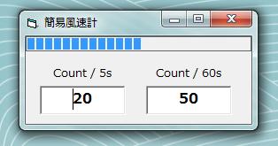 アナログ風速計をパソコンで表示してみる。_c0061727_1014750.jpg