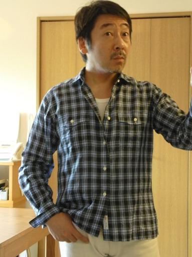 """""""夏のシャツ""""も ~カジュアルにオーダーメイド~ があたり前だよ! 編_c0177259_19194216.jpg"""
