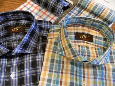 """""""夏のシャツ""""も ~カジュアルにオーダーメイド~ があたり前だよ! 編_c0177259_19203296.jpg"""