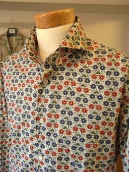 """""""夏のシャツ""""も ~カジュアルにオーダーメイド~ があたり前だよ! 編_c0177259_19545039.jpg"""