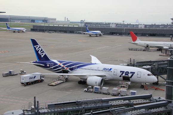 羽田空港 国際線レポ!_d0202264_21444737.jpg