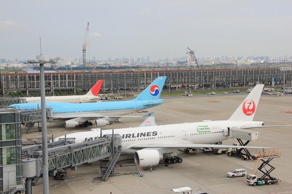 羽田空港 国際線レポ!_d0202264_21485536.jpg