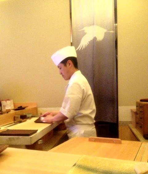 金沢の寿司の名店「みつ川」_a0138976_1018328.jpg