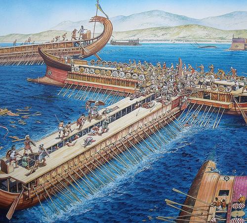 BC 480 薩拉米灣海戰_e0040579_12255184.jpg